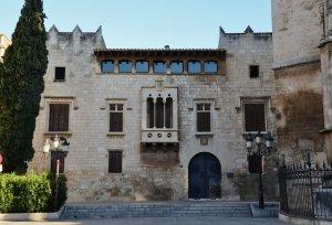 El Palau Baltà de Vilafranca del Penedès acollirà els vins negre de la DO Penedès