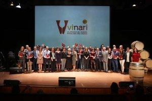 La gran nit dels Premis Vinari 2017