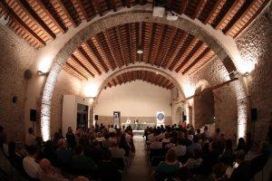 La inauguració del Cavatast 2017 s'ha fet a la Fassina de Sant Sadurní