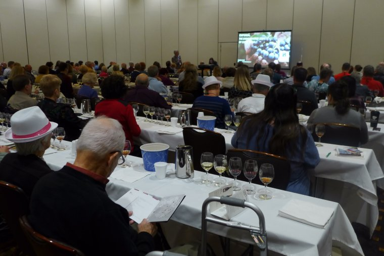 Els vins de la Ruta del Vi de l'Empordà a Pennsilvània a la American Wine Society