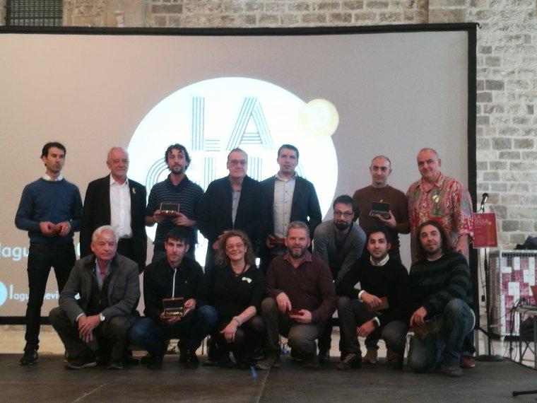 Guanyadors de la Guia de Vins de Catalunya 2018