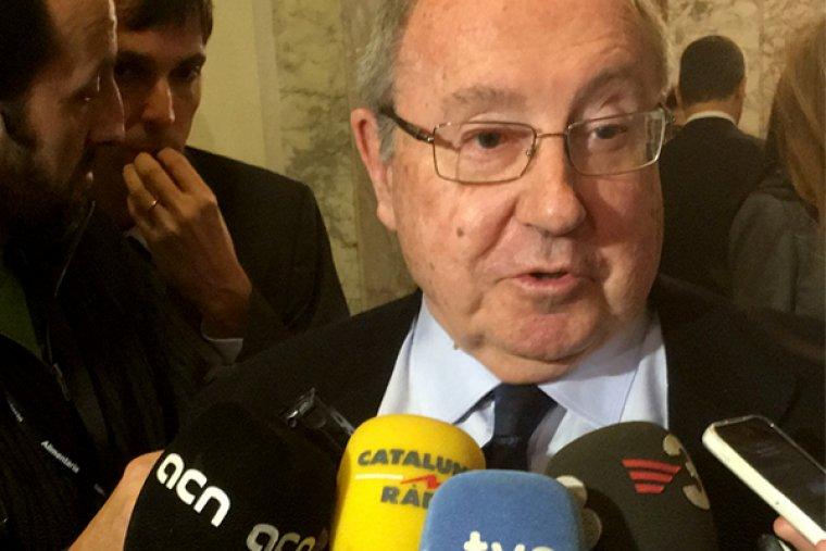 Josep Lluís Bonet, president de Freixenet