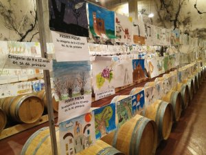 Concurs de pintura infantil de Mas Blanch i Jové