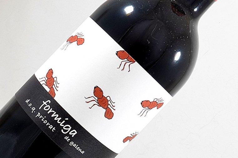 El vi Formiga de Clos Galena