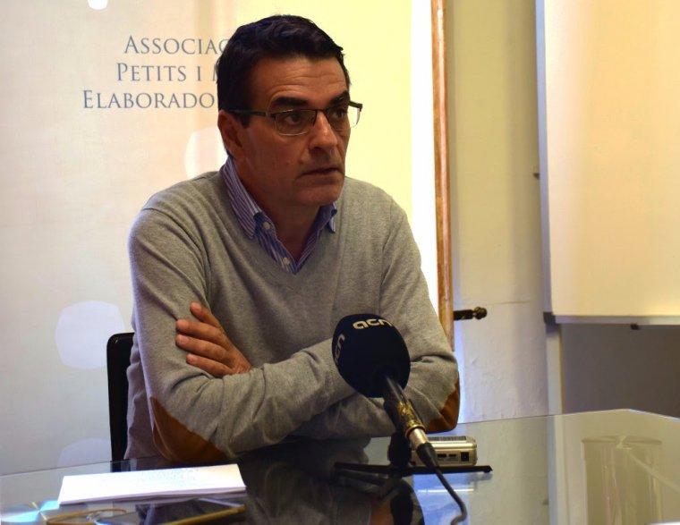 Xavier Nadal deixa la presidència de Pimecava