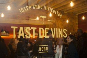 Tast de Vins, el local de Josep Grau Viticultors al Born de Barcelona