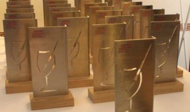 Els trofeus de l'AEPEV 2017