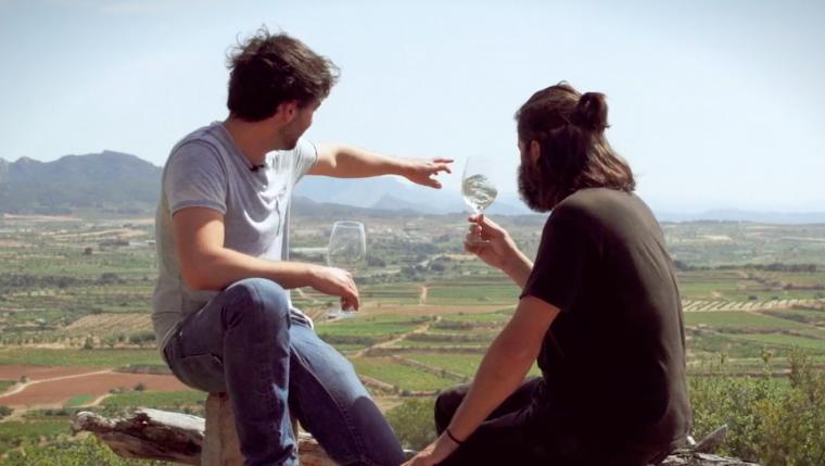 Un fotograma del documental 'El moment. Viatge a la terra del cerç'