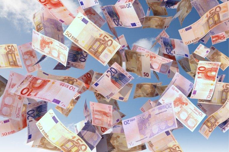 Bitllets d'euro
