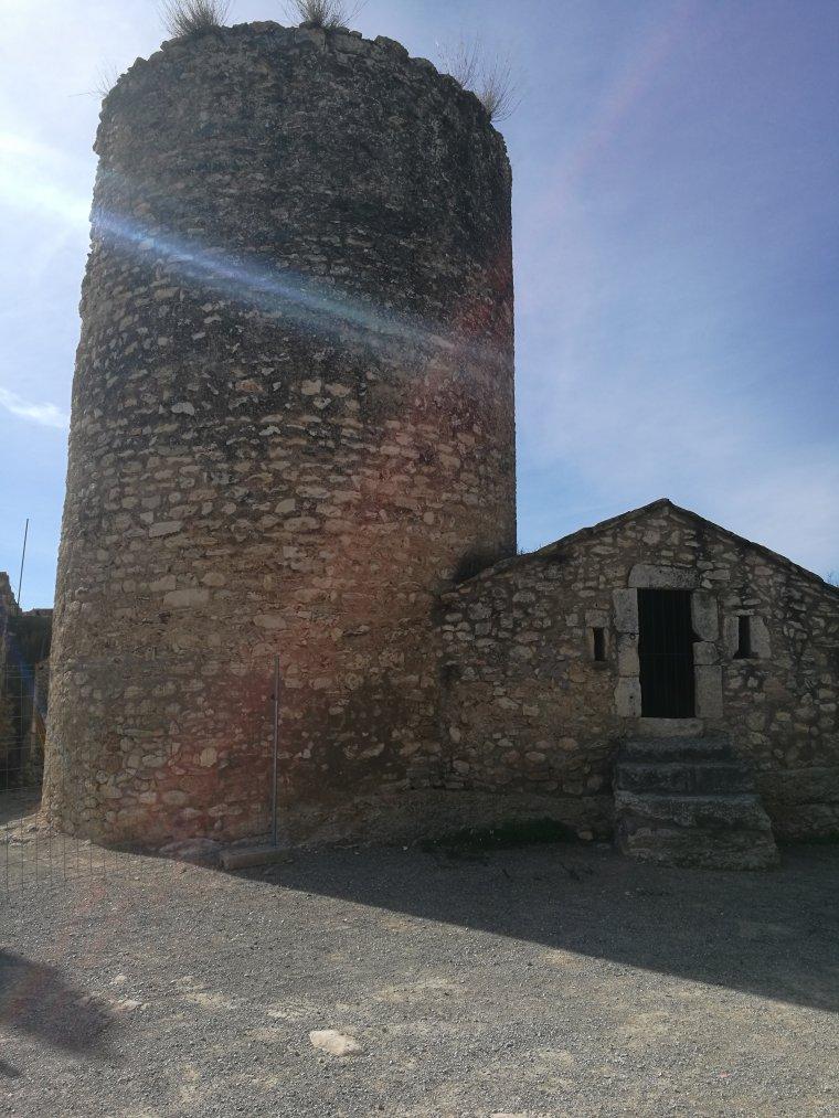 Torre de defensa de Viladellops