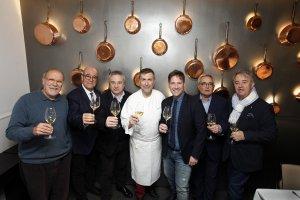 Alguns del membres del jurat de l'11+e Tast per Parellesde Vila Viniteca