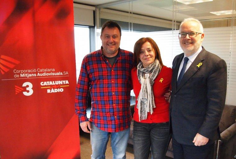 Salvador Cot, Núria Llorach i Brauli Duart