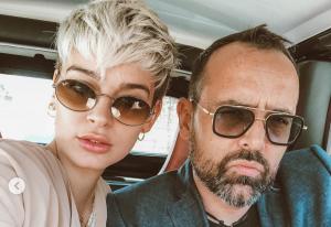 Laura Escanes i Risto Mejide
