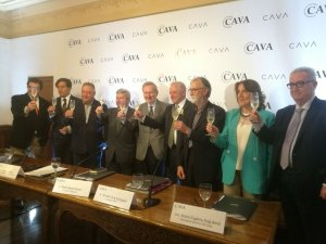 Presentació de les dades de 2017 de la DO Cava