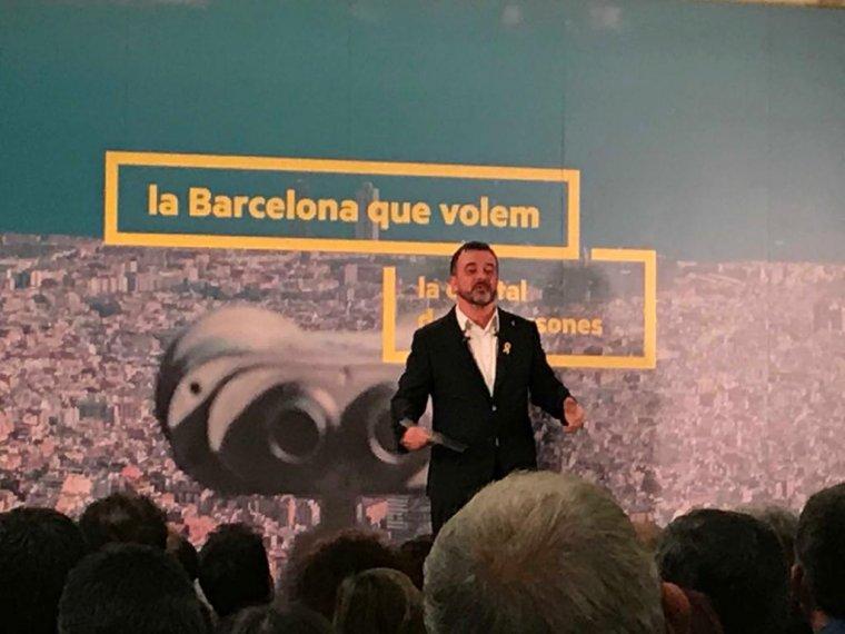 Alfred Bosch vol que Barcelona sigui la capital del vi