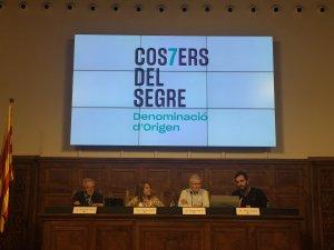 Presentació nova imatge de la DO Costers del Segre