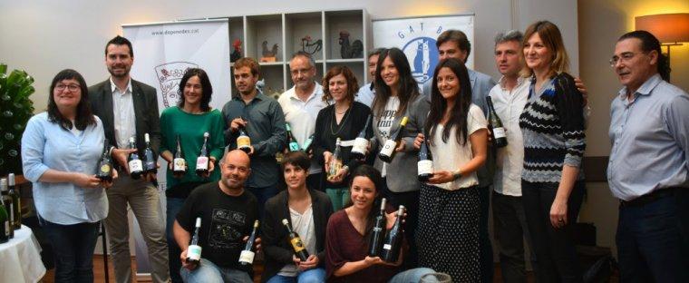 Presentació de la Nit dels Carel·los al restaurant El Gat Blau de Vilafranca del Penedès