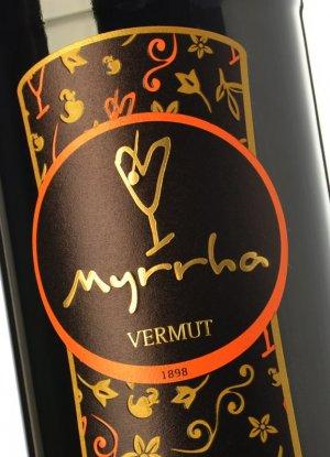 Myrrha Rojo de Vins Padró