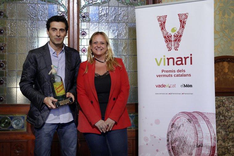 El Gran Vinari d'Or dels vermuts catalans 2018 és per Vermouth Padro & Co Reserva Especial de Padró i Família