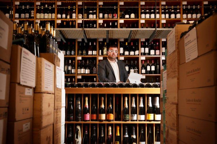 El món del vi és una mica masclista, reconeix Daniel Ibáñez