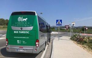 Bus turístic de la Carretera del Vi