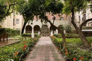Terrassa Petit Palace Boqueria
