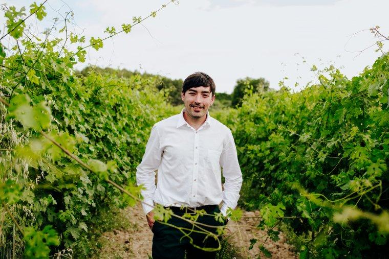 Jordi Raventós, enòleg i responsable del nou projecte vitivinícola de Clos dels Guarans.