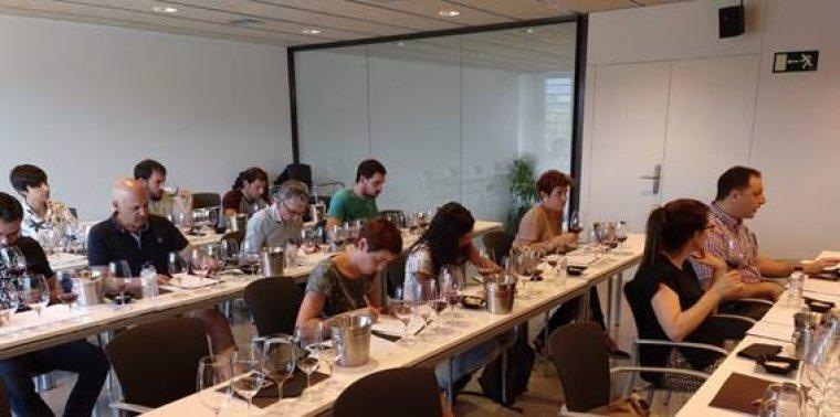 Viticultors i cellers de la DO Montsant que participen en aquest estudi de zonificació de l'anyada 2017