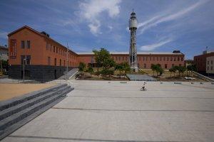 Plaça de Can Mario de Palafrugell