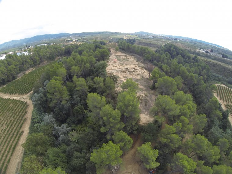 Jaciment de la Font de la Canya