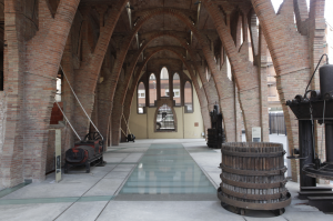 Celler modernista de Sant Cugat