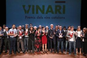 Les millors imtges dels Premis Vinari 2018