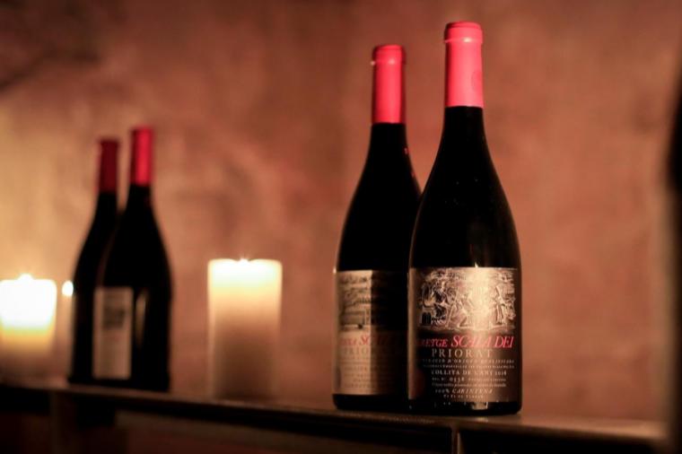 Heretge, el nou vi del celler Scala Dei