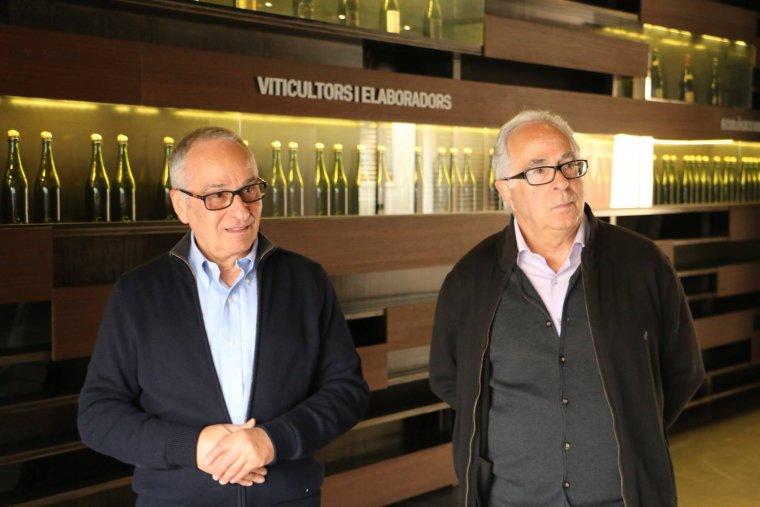 Josep i Anton Mata de Recaredo