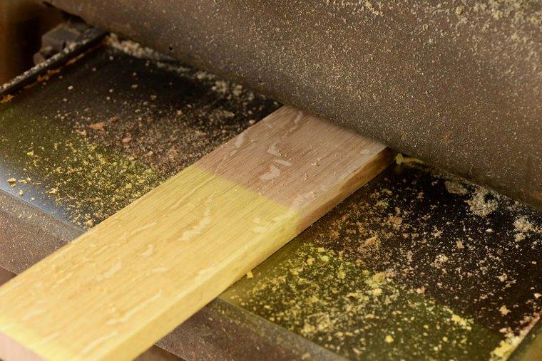 La fusta que fa de peu naix al mític bosc de Tronçais