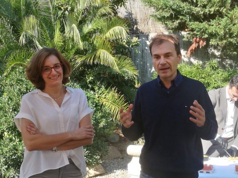 Olivia Bayés i David Marco