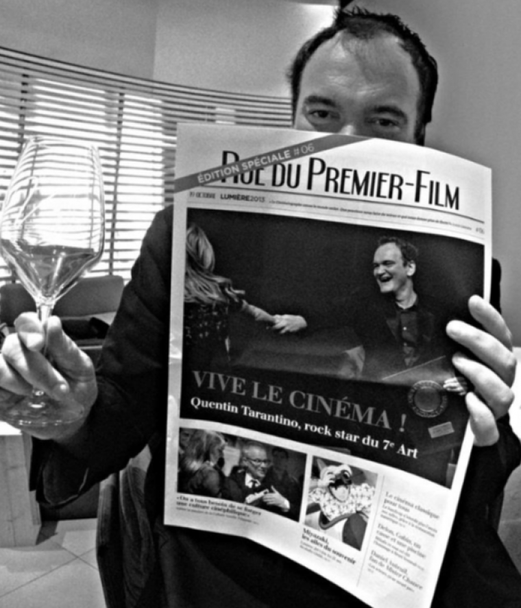 Quentin Tarantino i vi