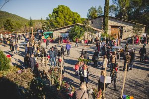 El mercat de Nadal d'Abadal amb activitats per a tots els gustos
