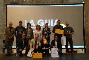 Es guanyadors dels premis de La Guia de Vins de Catalunya 2019