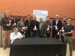 Presentació 2ona. edició Festa Vi Novell