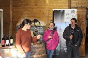 Primera sessió dels Dilluns del vi al Pallars
