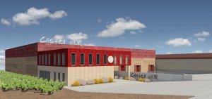 Projecte de la nova planta de Castell d'Or a Vila-rodona