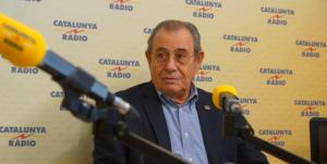 Víctor Grífols màxim responsable de l'empresa Grífols en una entrevista al Matí de Catalunya Ràdio