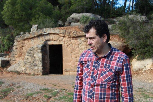 L'enòleg i empresari Tomàs Cusiné