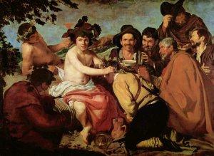 Els borratxos de Velázquez