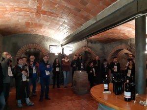 Festa de presentació dels nous vins del Celler Batea