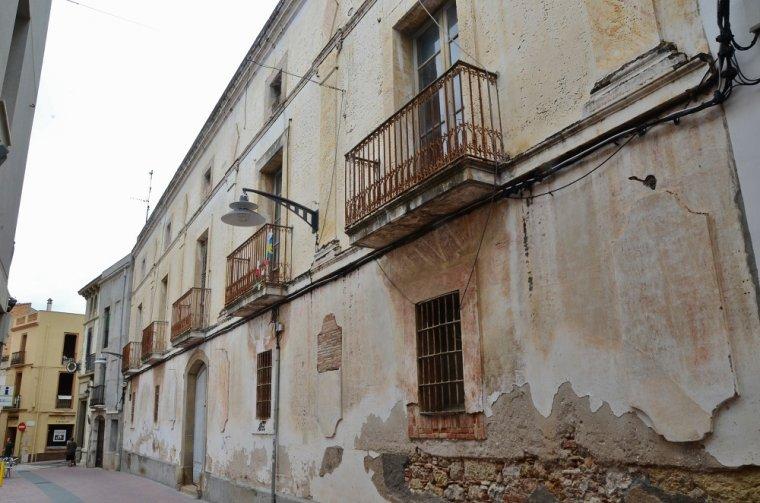 Can Guineu a Sant Sadurní ara és de l'Ajuntament