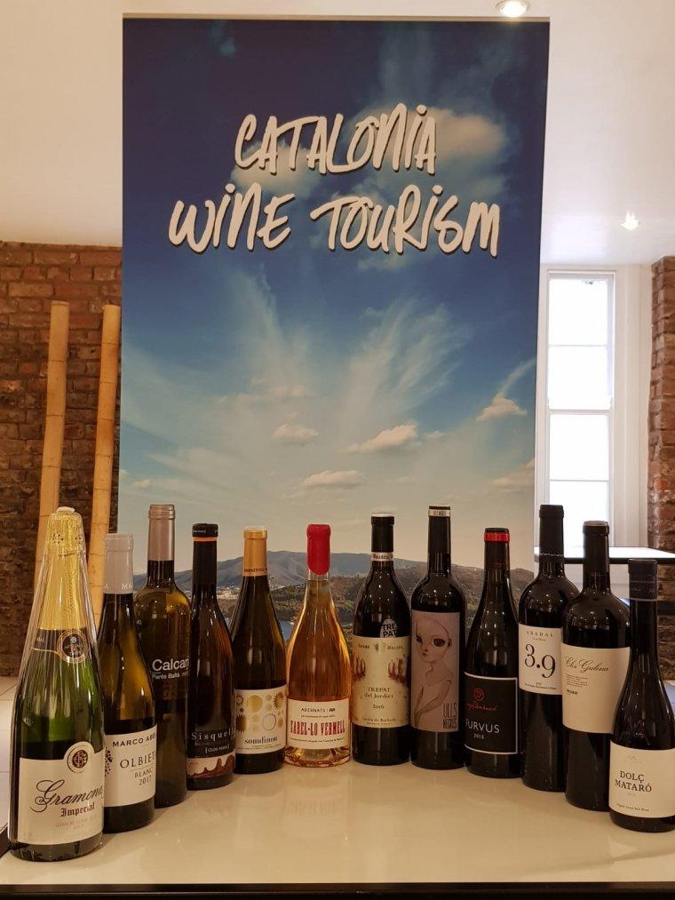Els 12 vins que es van tastar a Londres