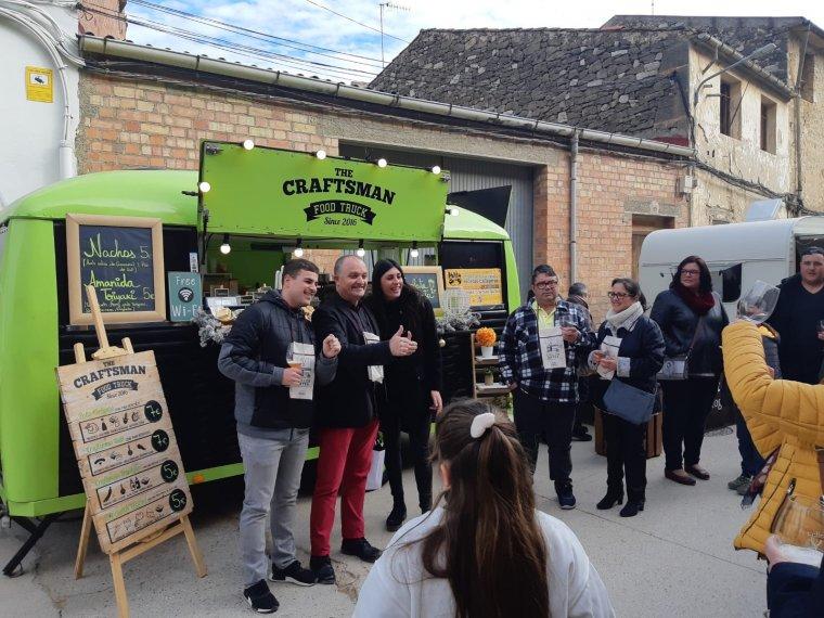 Food Trucks al Celler Batea