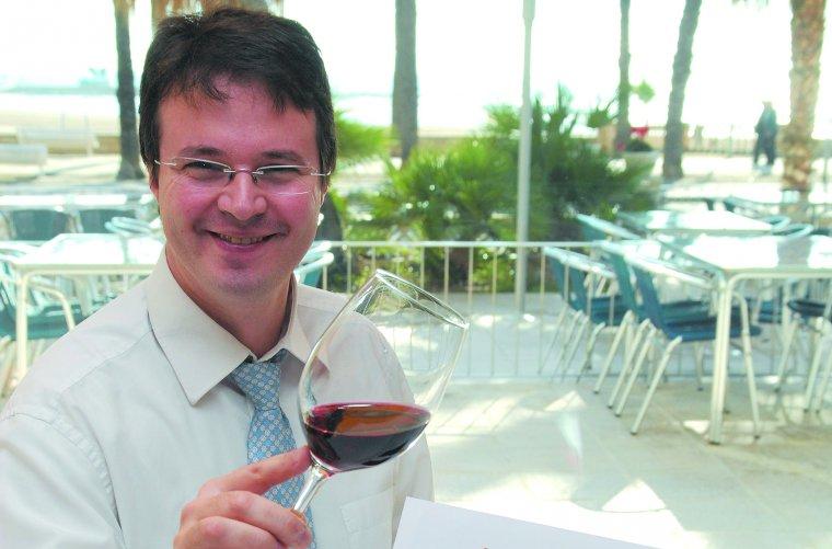 José Gallego del restaurant Marejol de Vilanova i La Geltrú